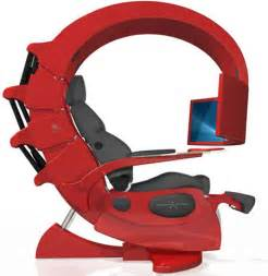 novelquest emperor 1510 a scorpion shaped computer chair