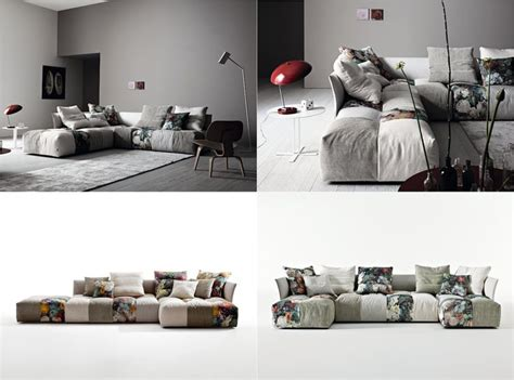 pixel couch pixel collection modular sofa variant saba italia