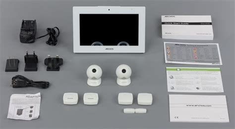 home automation system archos smart home solution for