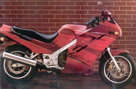1992 Suzuki Katana 1992 Suzuki Gsx1100 F Katana Motorcycles Etc
