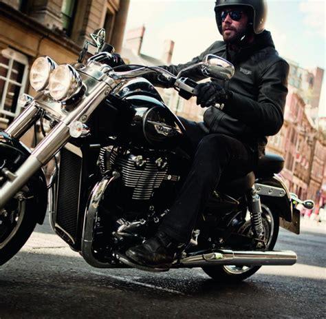 Motorrad Zeitung Triumph by Stilvoller Cruisen Motorrad Neuheiten Triumph Welt