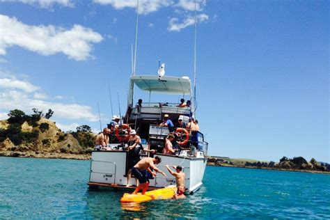 fishing boats nz auckland mv spartacus auckland fishing charters lunch or dinner