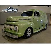 1951 Ford Panel  Information And Photos MOMENTcar