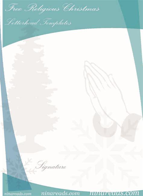 christian letterhead templates free 24 free religious letterhead templates