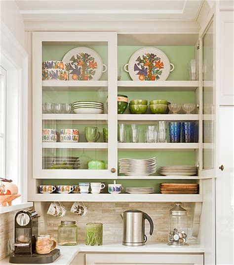 how to turn your cabinet faces to glass 2014 kitchen design trends top kitchen trends for the