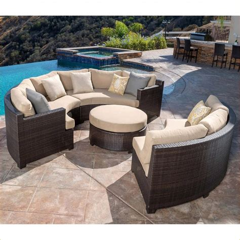 Patio Furniture Sets Costco Agio Patio Set Agio International Panorama Outdoor 9 High Dining Agio Somerset 5