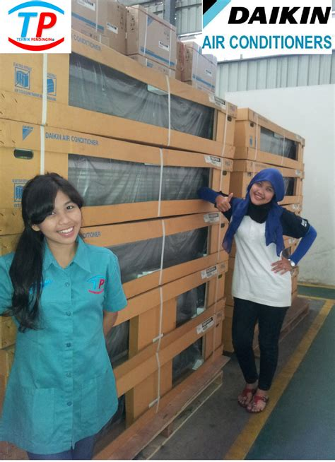 Ac Daikin Tehnikpendingin Dealer Ac Daikin Jakarta Ac Daikin Split Duct Packaged Freon R 22 R 410a