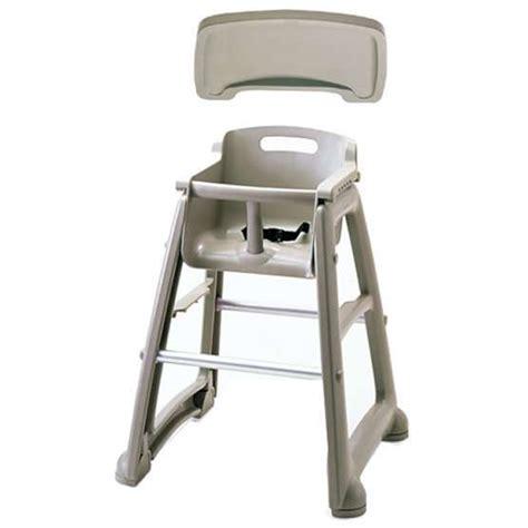 chaise haute pour enfant chaise haute pour enfants aru 7814 equipements hoteliers