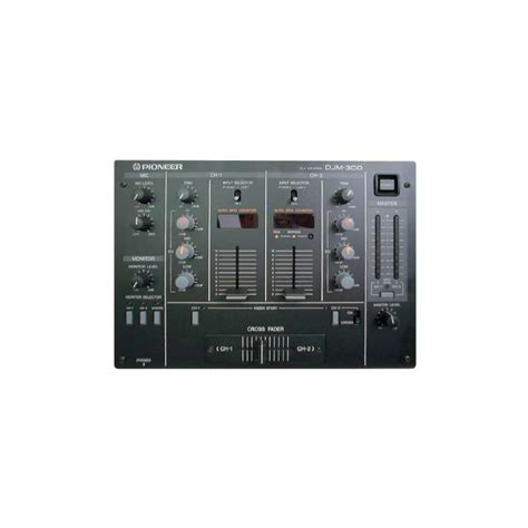 Mixer Audio Pioneer pioneer djm 300 mixer