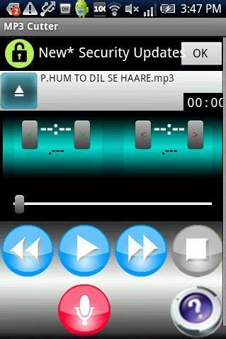 download the mp3 cutter app mp3 cutter for android