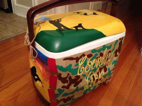 spray paint yeti cooler 30 best kyle s cooler images on painted