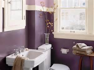 Painting Ideas For Bathrooms Small Inspiring Small Bathroom Paint Color Ideas With With Wood Stool Picture