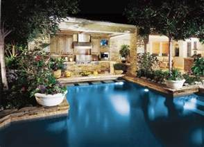 Members Mark Outdoor Kitchen - 6 pool deck amp patio design ideas luxury pools