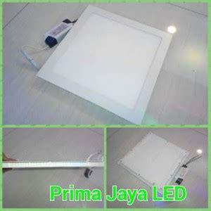 Downlight Led Panel 24 Watt Bulat Ib Putih Lucky One Garansi 1 Thn lu plafon led kotak tipis 24 watt prima jaya led