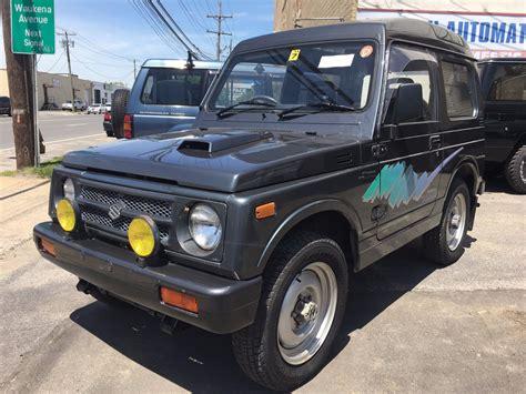 suzuki jimny 1991 japanese mini truck 1991 suzuki jimny samurai 4x4