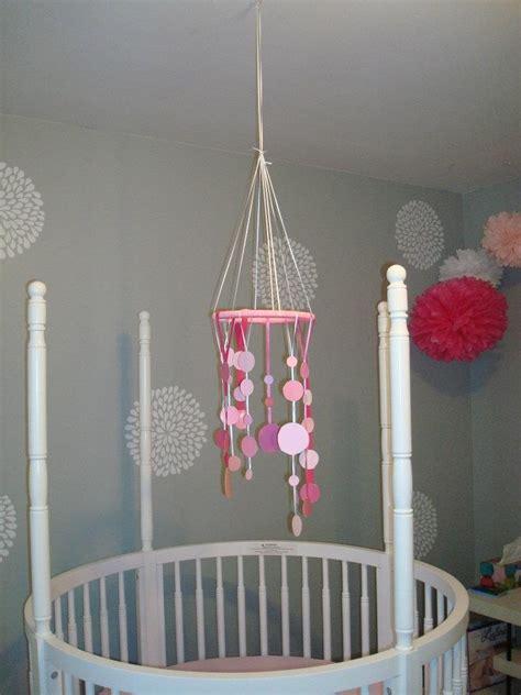diy baby nursery mobile baby