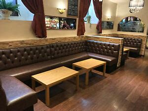 Bespoke Commercial Seating, Booth Seating, Banquet, Bench