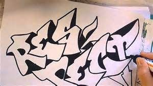 respect graffiti sketch youtube