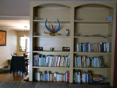 how to make built in bookshelves how to make built in bookshelves hgtv