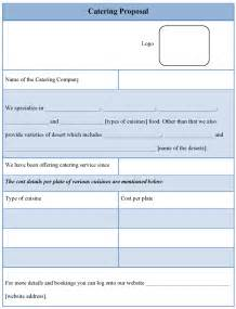 Catering Template Free by Catering Template Of Catering Sle