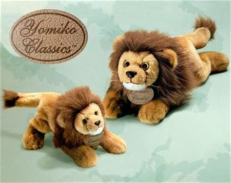 Lu Yomiko plush stuffed animal toys puppets big cats cats