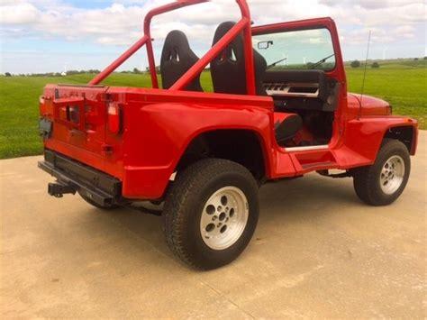 1991 jeep wrangler yj 1991 jeep wrangler renegade yj