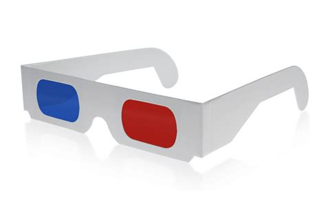 How To Make Paper 3d Glasses - how to make 3d glasses witness this