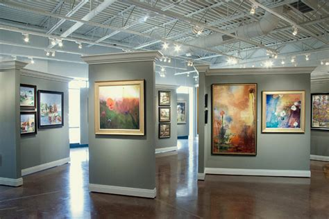 home art gallery design vancouver art walk