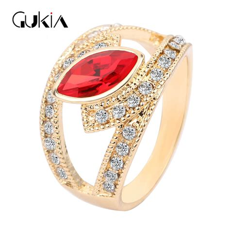 Wedding Rings Beautiful by New Beautiful Wedding Ring 2016 Top Fashion Jewelry Gold