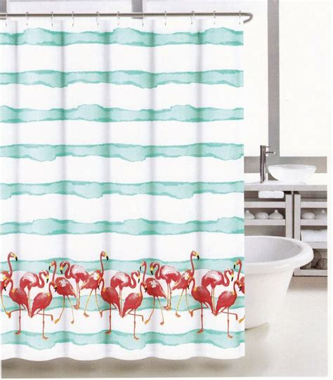 coastal collection shower curtain oltre 1000 idee su bird shower curtain su pinterest