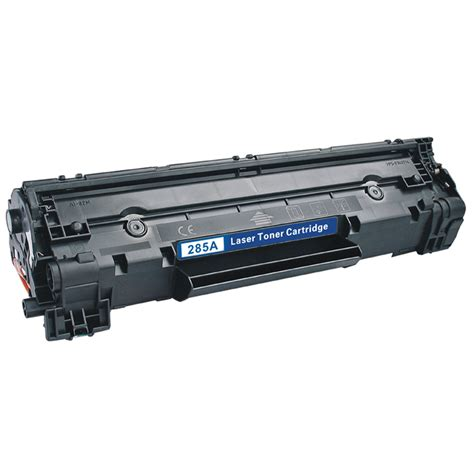 Toner Printer Hp 85a hp ce285a new black compatible toner cartridge 85a