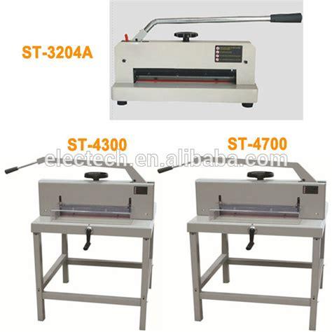 Paper Cutting A3 office a4 a3 paper cutting machine electric guillotine