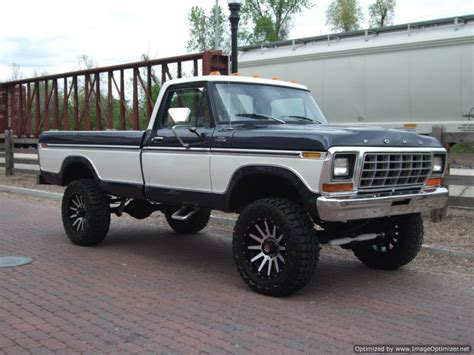 ford lifted 1977 ford f 250 ranger lifted 460 for sale