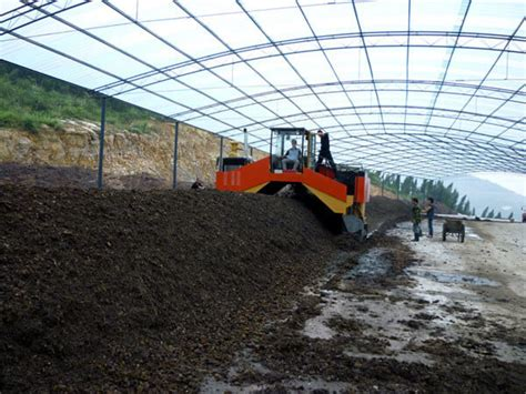 Industrial Composting by Commercial Industrial Composting Methods Facility How