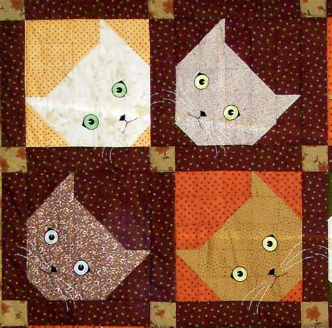 Patchwork Cat Pattern - 1000 images about quilt cats on cats quilt