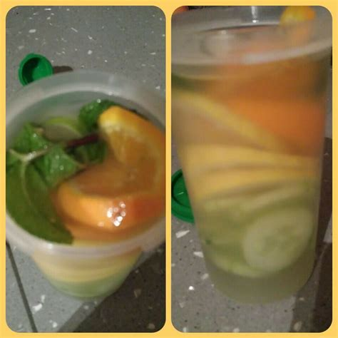 Lemon Lime Orange Cucumber Water Detox by Pin By Jones On Paleo