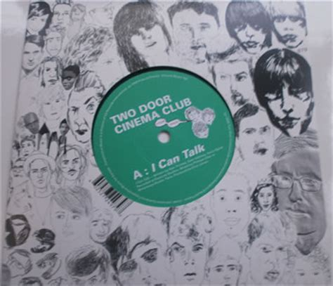 Two Door Cinema Club I Can Talk by Vinyl Records From Koothoomi Records