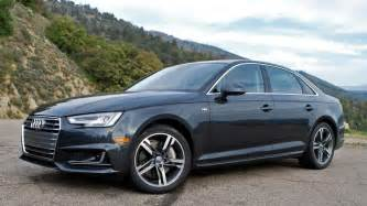 Audi A4 Styles Audi A4 2017 Refreshing Style Theautoweek