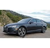 Audi A4 2017 Refreshing Style  Theautoweekcom