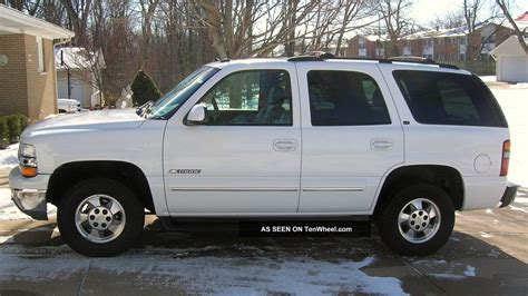 how to fix cars 2003 chevrolet tahoe on board diagnostic system 2003 chevrolet tahoe image 9