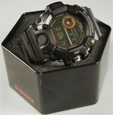 Gshock Gwa 9400 fs casio rangeman 9400 carbon fiber band 275 shipped