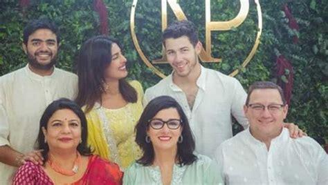 priyanka chopra nick jonas hindustan times priyanka chopra nick jonas engagement party highlights