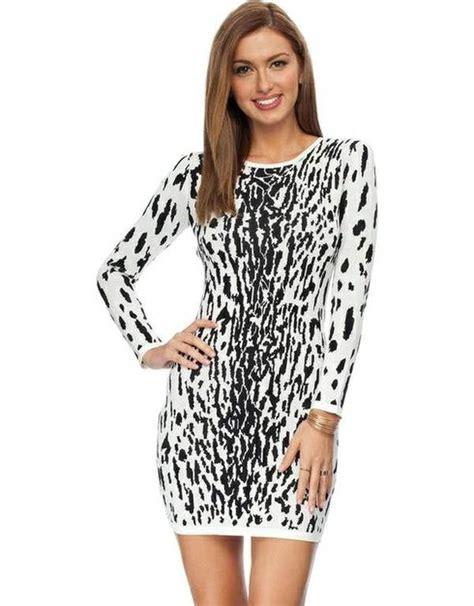 Bodycon Halterneck Leopard Dress Yy23023 white leopard print dress www pixshark images