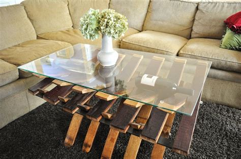 custom glass table tops as the right cover for the wood