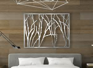 laser cut metal decorative wall panel sculpture for home