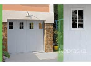 porte de garage nebraska coulissante ext 233 rieur