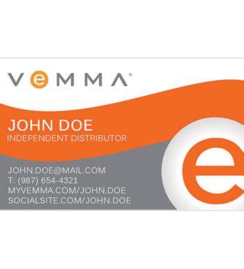 vemma business card template vemma business cards images business card template