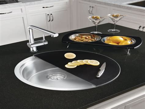 kitchen sink with cutting board kitchen accessories lavish kitchen sink with cutting board