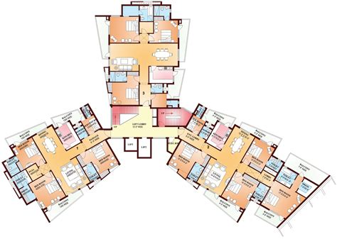 high rise apartment floor plans high rise apartment building floor plans beste awesome inspiration