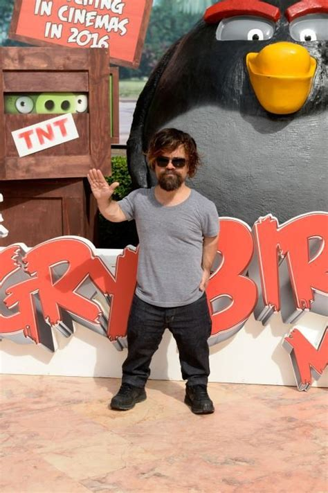 peter dinklage angry birds peter dinklage from game of thrones series to voice the